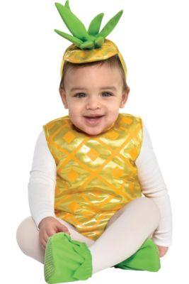 baby precious pineapple costume