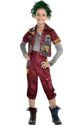 5dfc9d918a2 Disney Zombies Costumes - Z-O-M-B-I-E-S Movie