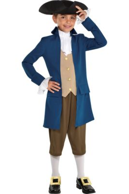 9dc1f971da6 American Colonial Costumes for Kids   Adults
