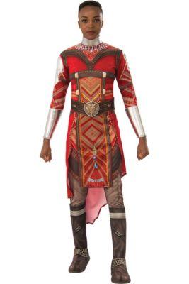 Womens Wakanda's Dora Milaje Costume - Black Panther
