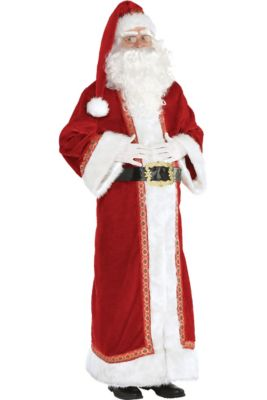 27ee6f11f502f Adult Father Christmas Santa Costume