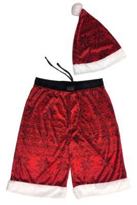 d9f88f6fe2e1b Adult Santa Hat   Shorts