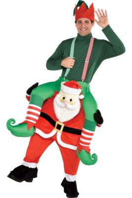 Christmas Elf Costumes for Kids   Adults - Elf Outfits   Accessories ... 07849ed41