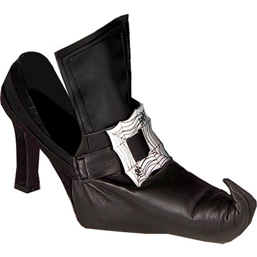 d881986a84e7 Adult Witch Shoe Covers