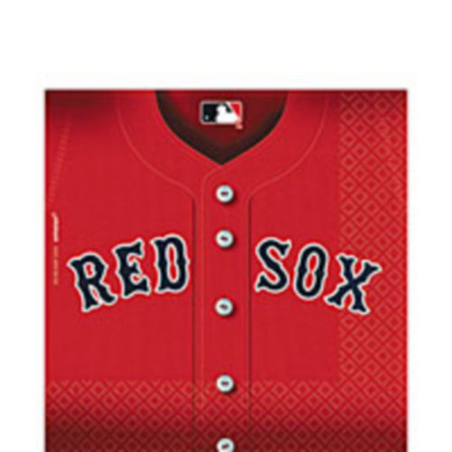 reputable site 93165 c71a0 MLB Boston Red Sox Party Supplies | Party City