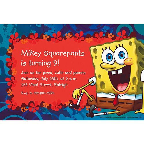 Spongebob Party Supplies Spongebob Birthday Ideas Party City