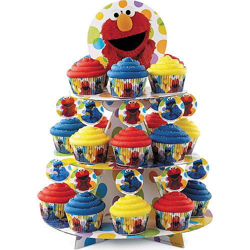 Wilton Sesame Street Cupcake Stand