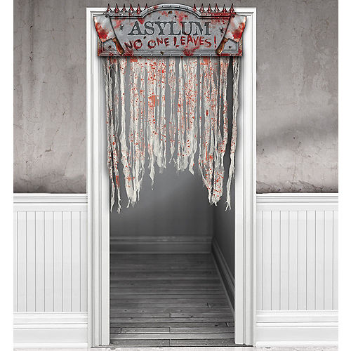 Doorway Curtain Asylum
