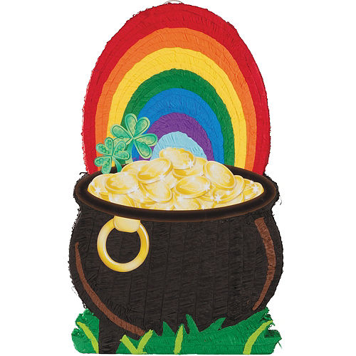 278d7b0706 Giant St. Patrick s Day Pot Of Gold Pinata
