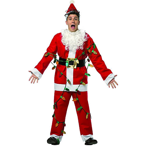 ea27ef8b8 National Lampoon's Christmas Vacation Santa Suit