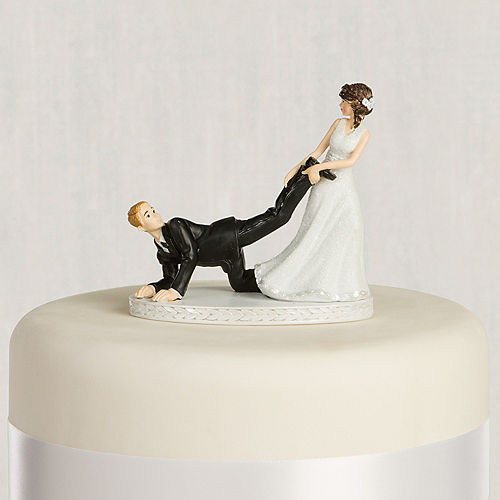 Wedding Cake Toppers Monogram Funny Cake Toppers Party