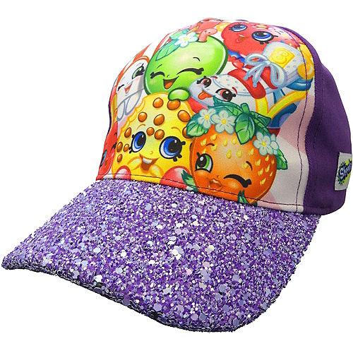 18eb898bb6b Child Glitter Shopkins Baseball Hat