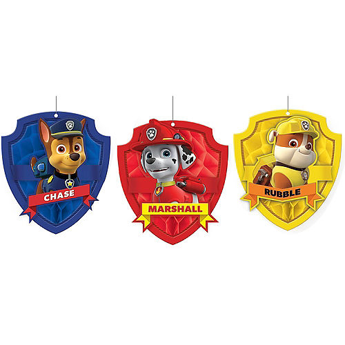 PAW Patrol Party Supplies - PAW Patrol Birthday | Party City