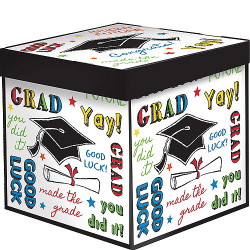 Graduation Card Boxes Graduation Card Box Ideas Party City Canada
