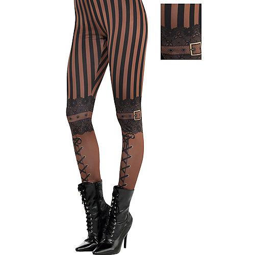 0e25d42c7e6d8 Halloween Tights, Stockings, Leggings & Hosiery | Party City