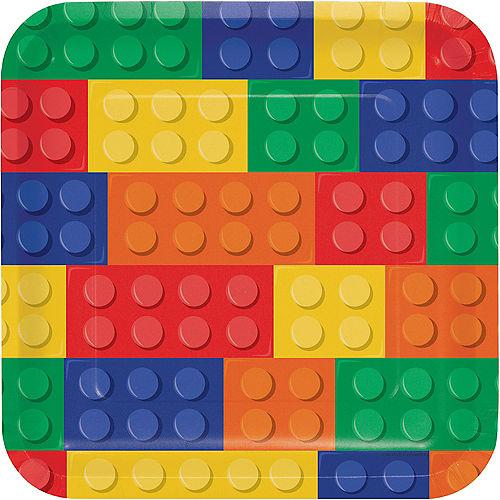 Building Blocks Party Supplies - Building Block Birthday Party