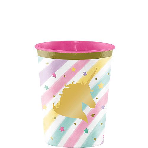 Sparkling Unicorn Favor Cup