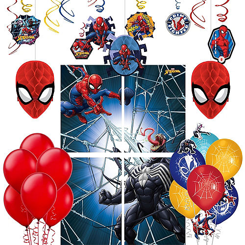 Ultimate Spider Man Decorating Kit