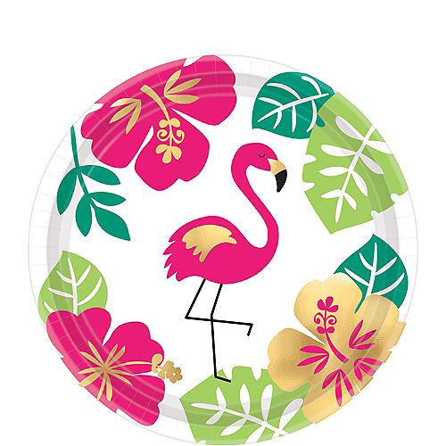 2932500d11f92 Pink Flamingo Party Supplies | Party City