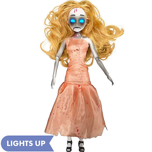 Animated Zombie Bloody Mary Doll