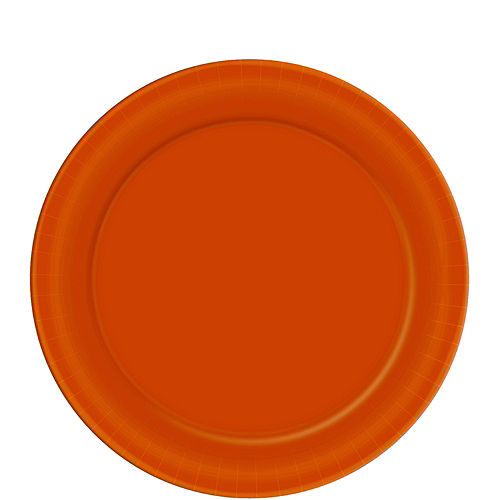 Solid Color Paper Plates & Plastic Plates | Party City