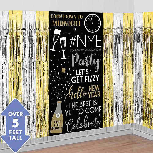new years eve scene setter