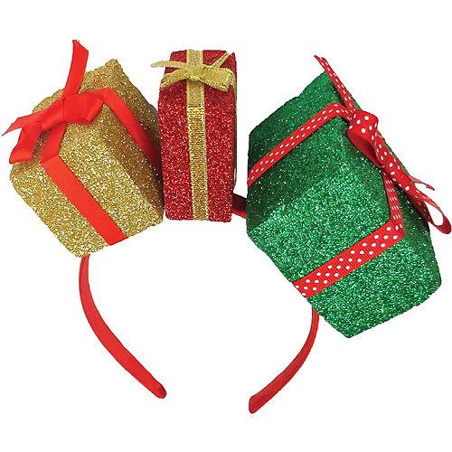 Glitter Christmas Presents Headband c58844410f9