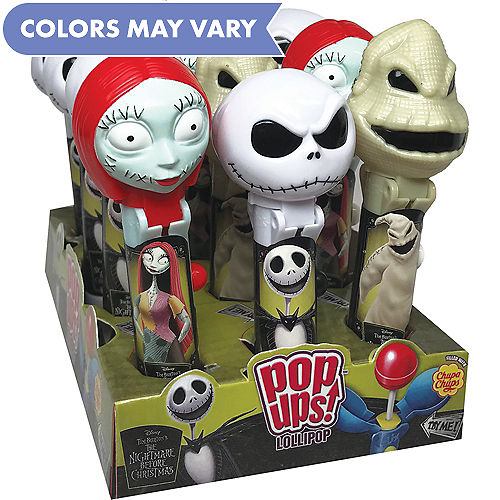Nightmare Before Christmas Decorations Party City