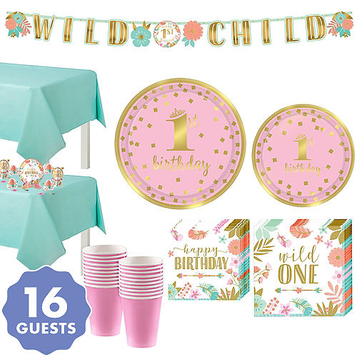e7f450a7 1st Birthday Party Supplies for Boys & Girls | Party City