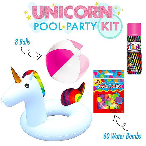 Awesome Unicorn Pool Party Kit