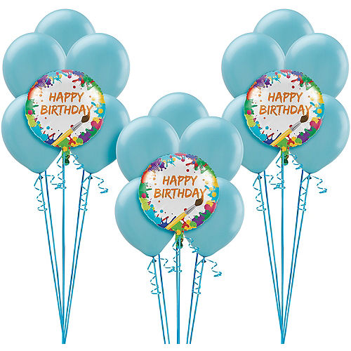 Art Party Balloon Kit