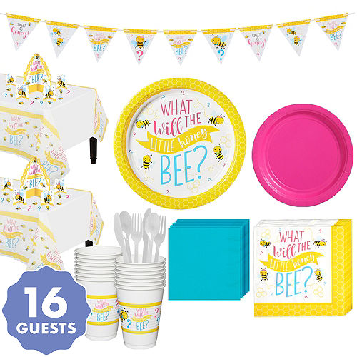 What Will It Bee Gender Reveal Supplies Party City