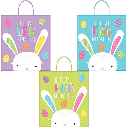 Easter Baskets for Kids - Plush Baskets & Plastic Buckets
