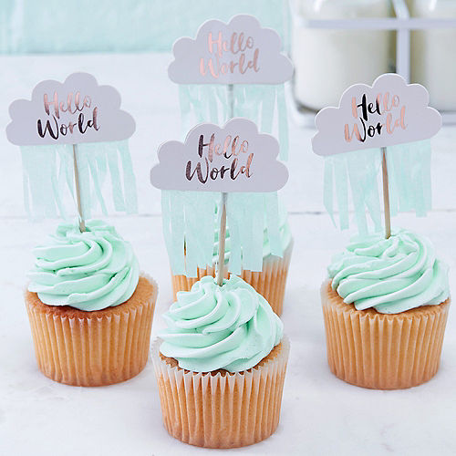 Baby Shower Cake Cupcake Supplies Baby Shower Cookie Ideas