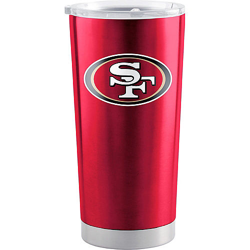 San Francisco 49ers Travel Tumbler