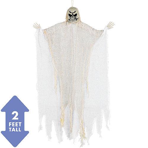 Small Haunting White Reaper Decoration