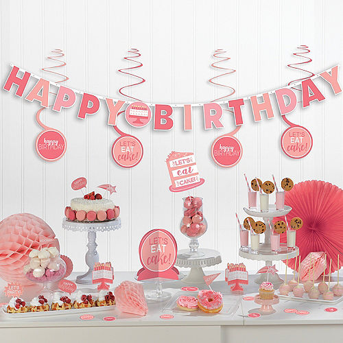 Birthday Decorations Party Decor Party City