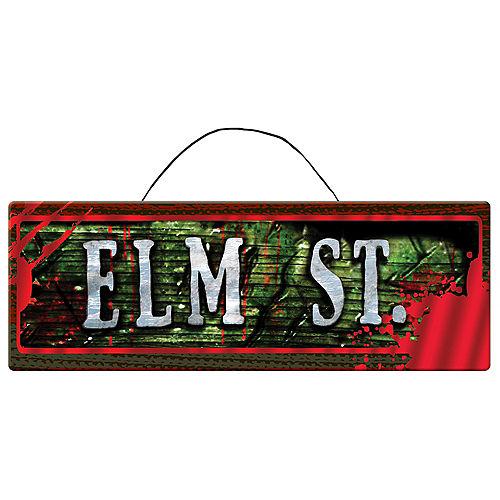 Nightmare On Elm Street Sign