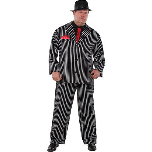 Adult Mob Boss Costume Plus Size