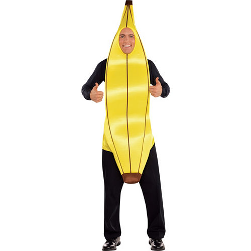 Adult Going Banana Costume