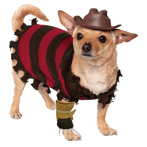 Freddy Krueger Dog Costume - A Nightmare on Elm Street