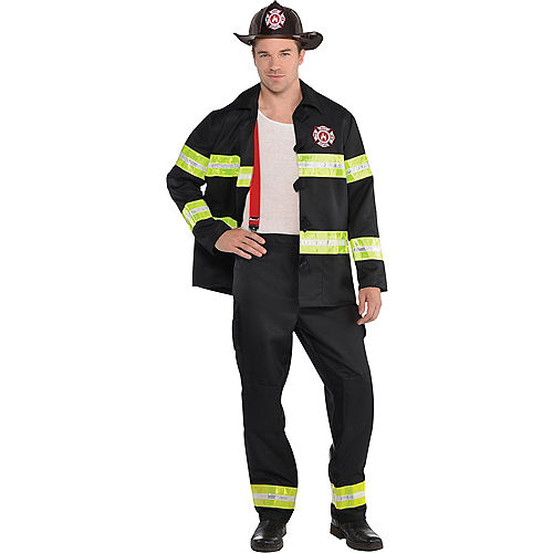 Adult Rescue Me Firefighter Costume