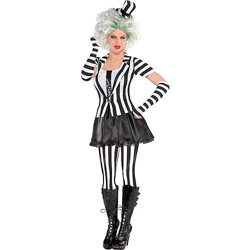 Adult Mrs. Beetlejuice Costume