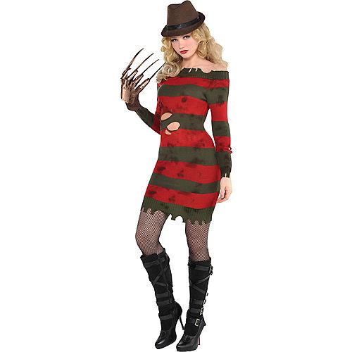 Adult Miss Krueger Costume - A Nightmare on Elm Street