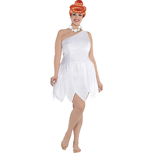 Adult Wilma Flintstone Costume Plus Size - The Flintstones