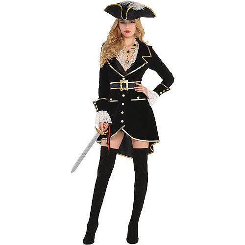 Adult Treasure Vixen Pirate Costume