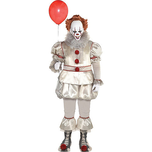 Mens Pennywise Costume Plus Size - IT