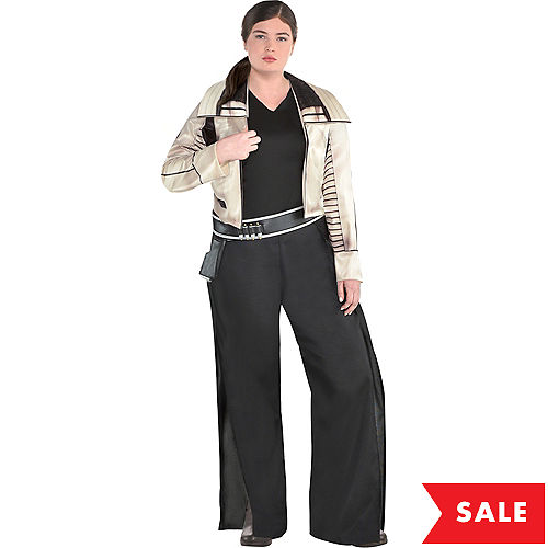 Womens Qi'ra Costume Plus Size - Solo: A Star Wars Story