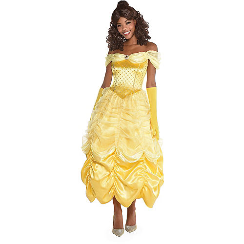 Womens Belle Costume - Beauty and the Beast