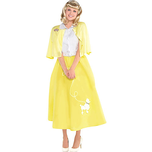 Womens Sandy Olsson Summer Nights Costume - Grease